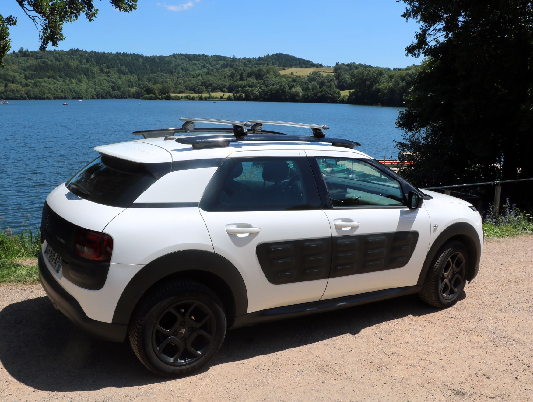 Roof Rack Bars Citroen Cactus Aero Cross Bars Citroen